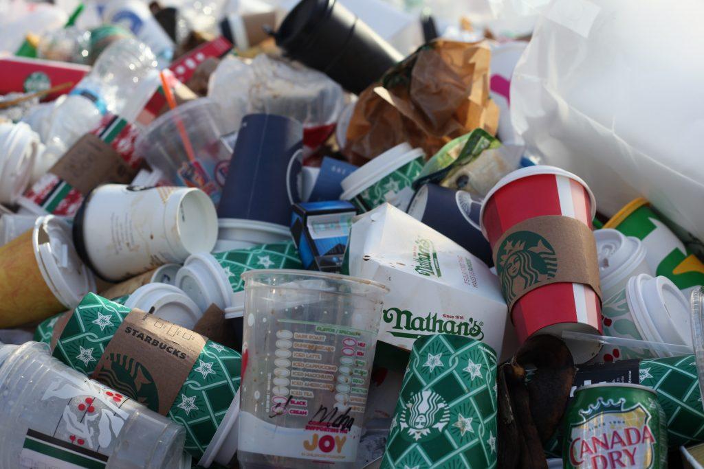 Une quantité monstre de déchets qui se retrouvent souvent à la mer…