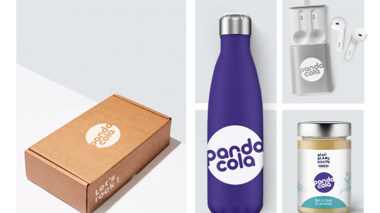 Welcome pack | Pandacola