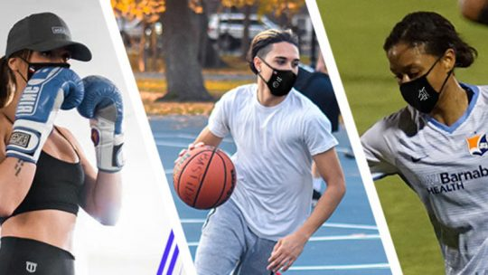 Masque uns1 sport Association | Pandacola